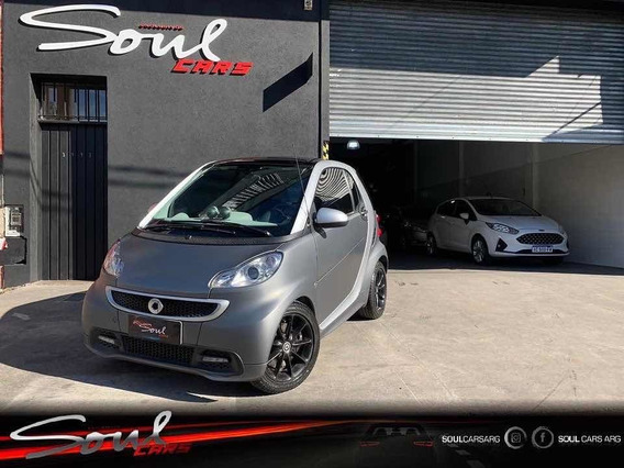 Smart Fortwo 2015 1.0 Passion Grey Mett Unico !!!