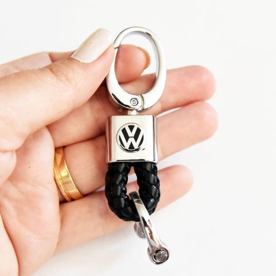 Chaveiro Volkswagen Acessórios Vw Gol Tiguan Polo Virtus Up