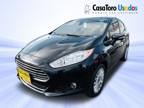 Ford Fiesta Titanium Sd At 2014 1600cc