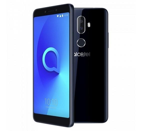Celular Smartphone Alcatel 3v 4g Android Oreo 12mp Quad Core