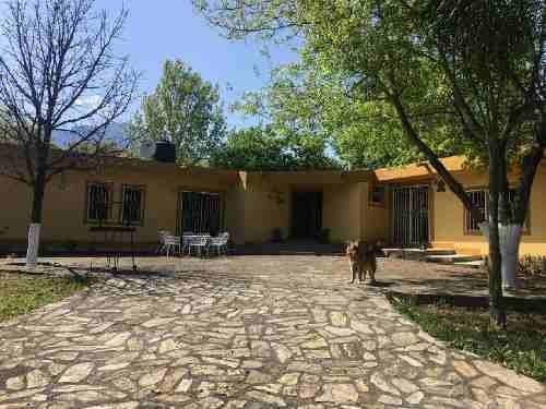 Quinta En Venta En Huajuquito, Santiago, Nuevo León