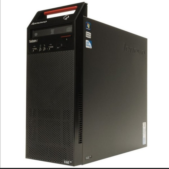 Computador Lenovo Thinkcenter Edge Intel I7 3770s 6gb Hd 500