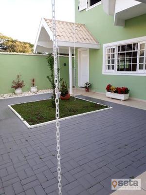 Casa Com 3 Dormitórios À Venda, 160 M² Por R$ 617.000,00 - Jardim Das Indústrias - São José Dos Campos/sp - Ca1512