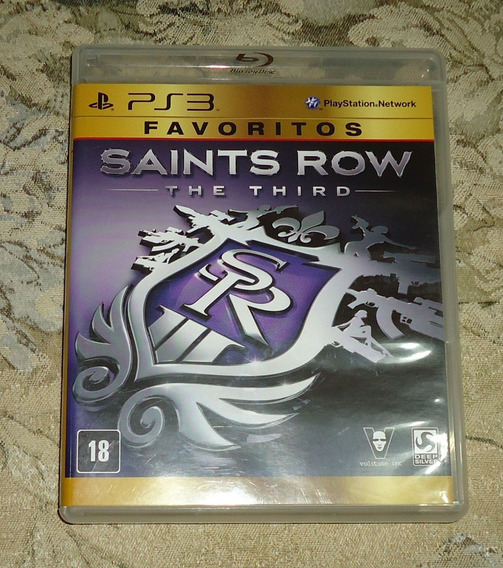 Saints Row The Third - Playstation 3