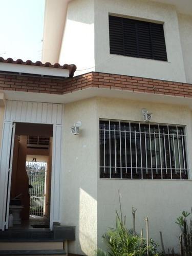 Sobrado À Venda, 192 M² Por R$ 890.000,00 - Mandaqui (zona Norte) - São Paulo/sp - So1461