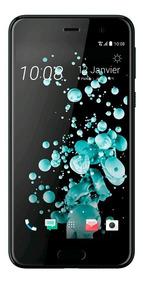 Celulares Htc U Play 64gb Negro Dual Sim Nuevo