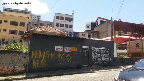 Imagem 1 de 10 de Terreno Comercial Para Venda Em Guarulhos, Centro - 1869ok_1-832808