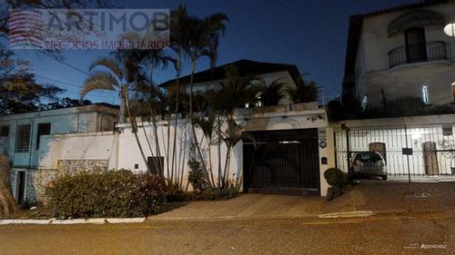 Imagem 1 de 30 de Casa Para Venda, 5 Dormitórios, Planalto Paulista - São Paulo - 3453