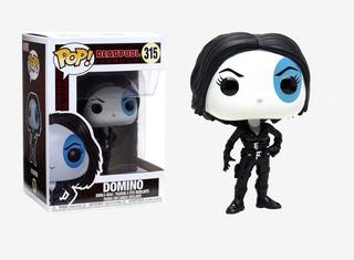 Funko Pop Deadpool - Domino