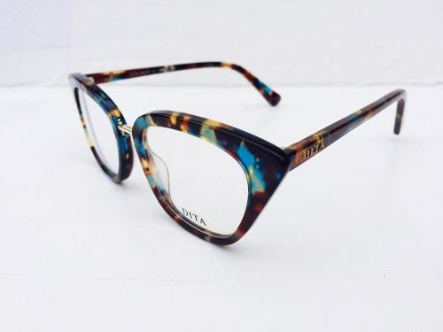 cab3bd923 Óculos Armação De Grau Dita Rebela Quadrado Lindo - R$ 135,00 em Mercado  Livre