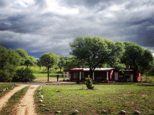 Complejo En Venta 3 Cabañas + Casa En San Marcos Sierras