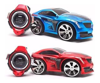 Smart Car Auto Y Reloj Con Manejo Comando De Voz Next Point
