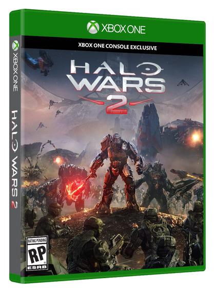Jogo Halo Wars 2 Xbox One Totalmente Em Português