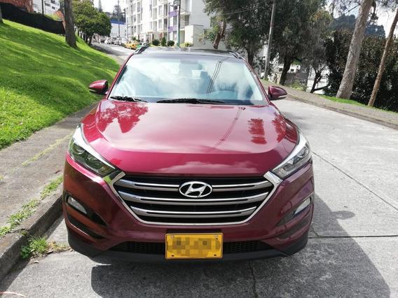 Hyundai New Tucson Limited