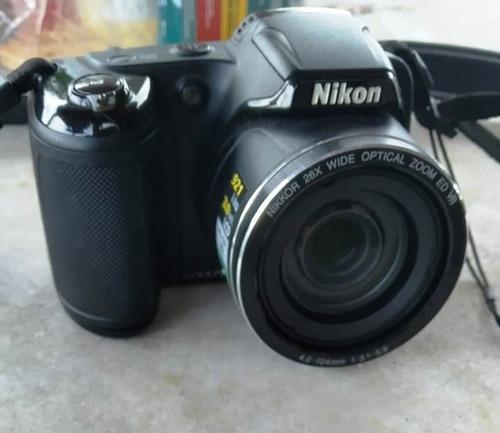 Câmera Nikon Collpix L810