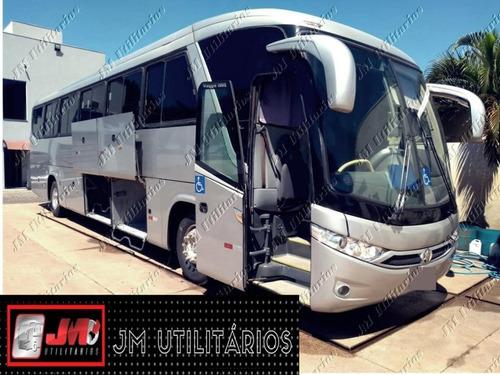 Imagem 1 de 15 de Viaggio 1050 G7 Ano 2012 Volvo B7 46 Lugares Jm Cod.166