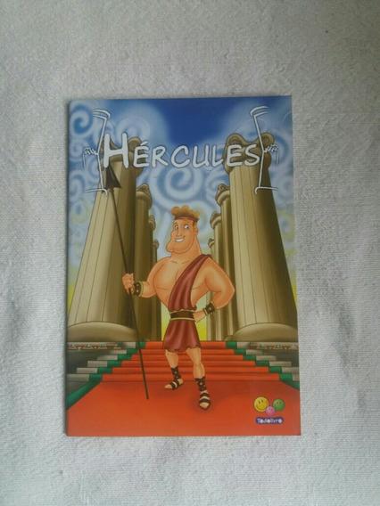 Livro Hércules - Coleção Todolivro