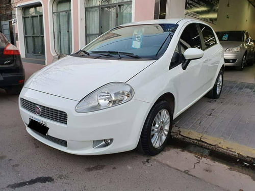 Fiat Punto Mod 2012 Atractive 1.4 Full 130mil Km Impecable