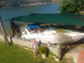Lancha Tecnoboats 26 Aberta Jhonson 225 Hp