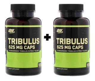 2x Tribulus Terrestris 625mg,100 Caps, Frete Gratis, Em 12x.