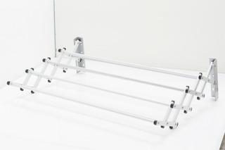 Tendedero De Pared Plegable En Aluminio