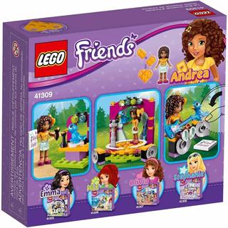 Lego Friends 41309 Dueto Musical De Andrea Original