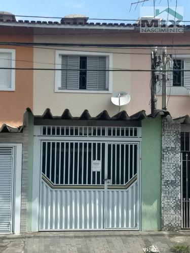 Casa Sobrado Em Demarchi  -  São Bernardo Do Campo - 2909