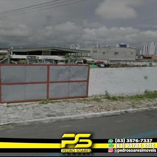 Imagem 1 de 2 de Terreno À Venda, 960 M² Por R$ 1.600.000 - Brisamar - João Pessoa/pb - Te0112