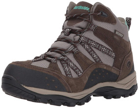 Northside Womens Freemont Leather Mid Waterproof Hiking B