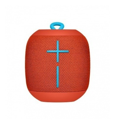 Caixa De Som Ultimate Ears Wonderboom Vermelha 10w