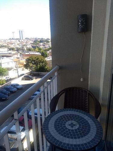 Imagem 1 de 6 de Apartamento Com 02 Dormitórios E 49 M² | Jardim Centenário, São Paulo | Sp - Ap213153v