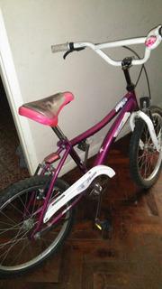 Bicicleta Para Niña - Rodado 16 -