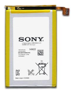 Bateria Pila Interna Sony Xperia Zl Zq Lt35 L35i C6505 C6506