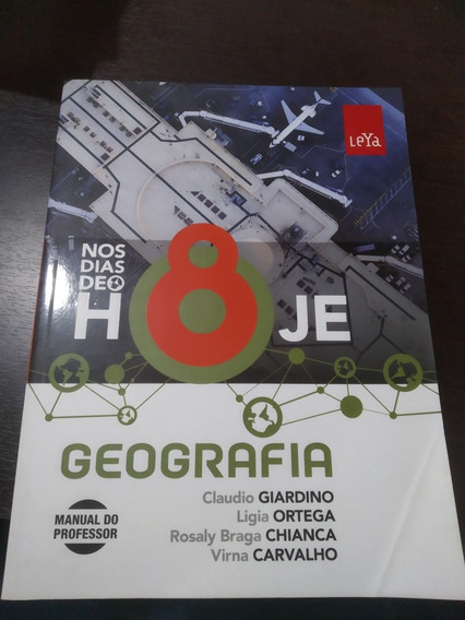 Geografia 8° (do Professor)