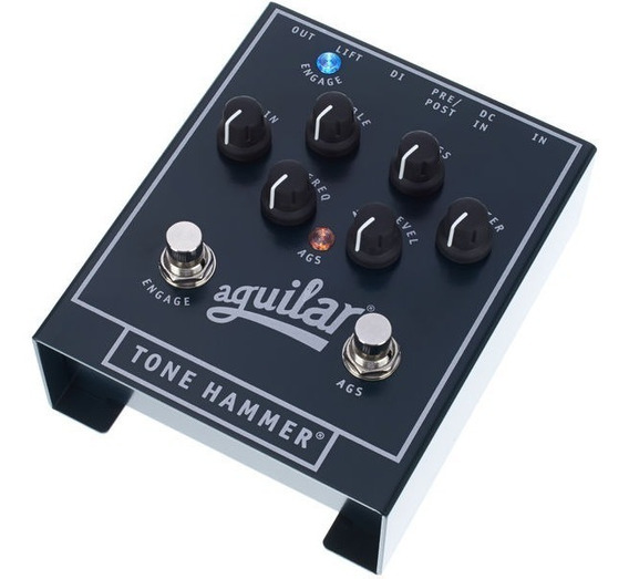 Pedal Baixo Aguilar Tone Hammer Preamp / Direct Box - C/nf
