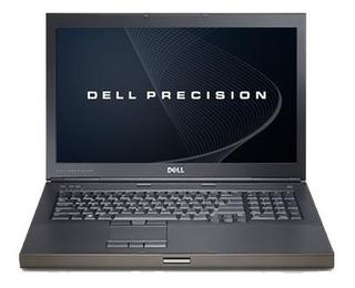 Laptop Dell Presicion Core I7 2da 8gb Ram 250gb Ssd 2gbvideo
