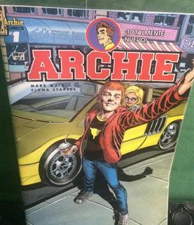Archie Cómic Trilogía Portadas Variantes A 360 Cada Una