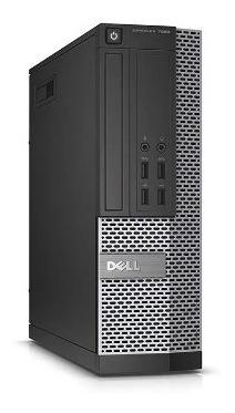 Computador Pc Dell Sff 7020 Intel I3 4°geraç. 4gb Hd 500gb