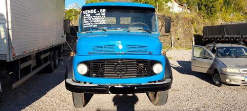 Imagem 1 de 15 de Caminhão Mercedes Benz