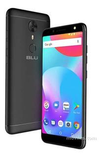 Telefono Celular Libre Blu Vivo 5.5 4g 2gb 16gb Funda Film