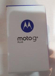 Motorola Moto G4 Plus (solo Caja Vacía)