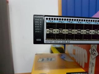 Huawei Sw S5700 24s Li 4s 10g