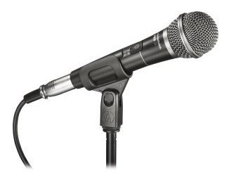 Microfone Dinâmico Audio Technica Pro31
