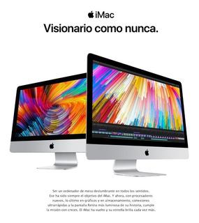 iMac Mne Le/a Ñ 27 5k Retina Core I7 20g 256ssd En Stock Ya!