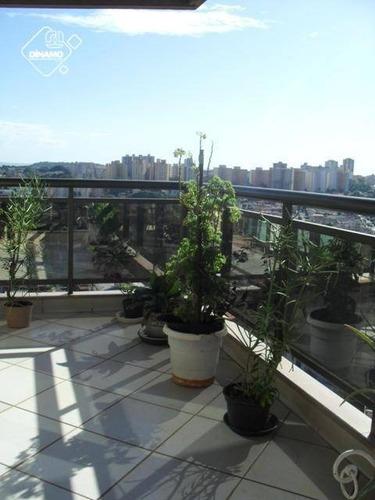 Apartamento Venda E Locação (vila Seixas). - Ap0070