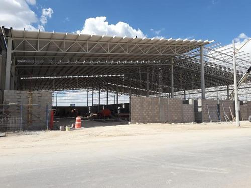 Imagen 1 de 3 de Nave Industrial En Renta Paseos De Aguascalientes
