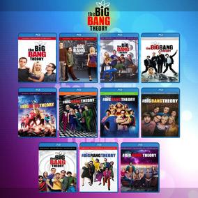La Teoria Del Big Bang Serie Completa Temp. 1-12 Bluray Hd