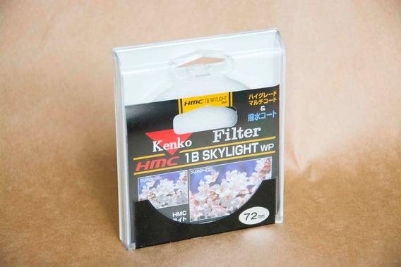 Filtro Kenko 72mm 1b Skylight - Japan - Original