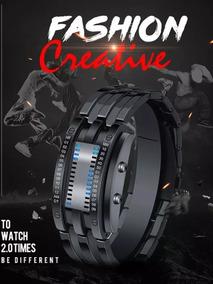 Relógio Criativo Skmei Militar