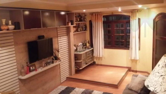 Sobrado Com 4 Dormitórios À Venda, 180 M² Por R$ 510.000 - Parque Pinheiros - Taboão Da Serra/são Paulo - So0043